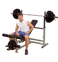 Body-Solid GDIB46L Bench-Bank