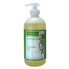 Botanico 500 ml Regenerationsmassageöl