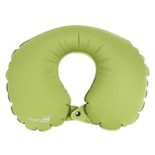 AceCamp Air Pillow U Green Luftkissen