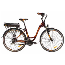 Crussis e-Country 5.6 - Stadt Elektro Fahrrad Modell 2019