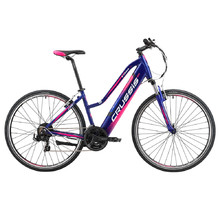 Crussis e-Cross Lady 1.4 - Damen Cross Elektrofahrrad Modell 2019