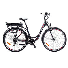 Crussis e-Country 1.7-S 16 Ah Stadt-Elektrofahrrad