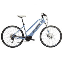 Crussis e-Cross Lady 9.4 - model 2019 Damen Cross Fahrrad