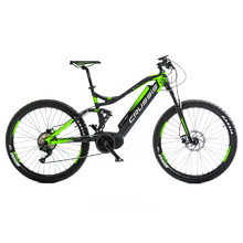 Crussis e-Full 7.4-S - Vollgefedertes Mountainbike Modell 2019