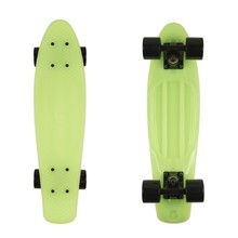 "Fish Classic Glow 22"" leuchtendes Penny Board"