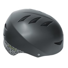 Kellys Jumper Junior Freestyle Helm - schwarz