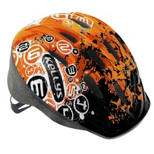Kinderfahrradhelm KELLYS MARK - orange