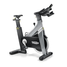 TechnoGym Group Cycle CONNECT Fahrradtrainer - grau
