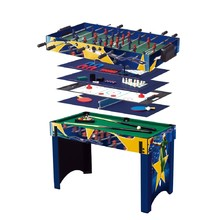 WORKER Supertable 13 in 1 Spieltisch