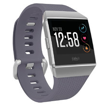 Fitbit Ionic Smart-Uhr - Blue-Gray/White