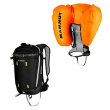 Mammut Light Protection Airbag 3.0 30l Lawinenrucksack - Phantom
