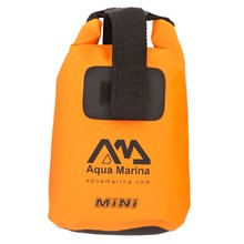 Aqua Marina Mini Dry Bag wasserdichter Packsack - orange