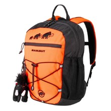 Kinderrucksack MAMMUT First Zip 16 - Safety Orange-Black