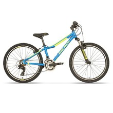 "Galaxy Pavo 24"" Junioren Mountainbike - Modell 2020 - blau"
