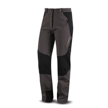 Damen-Softshellhose Trimm GUIDE - braun