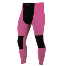 Lange Herren-Thermo-Unterhose Blue Fly Thermo Duo Wind - rosa