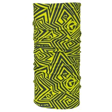 Kellys Scarf Multifunktionstuch - Labyrinth lime