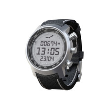 Suunto Elementum Terra P/ Black leather Outdoorcomputer