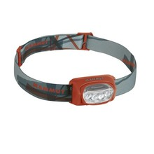 MAMMUT T-Trail Stirnlampe - orange-grau