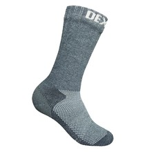 DexShell Terrain Wasserdichte Socken - Heather Grey