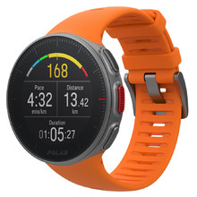 POLAR Vantage V Sportuhr - orange