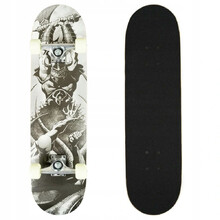 Skateboard Ground Control - Grey Viking