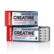 Nutrend Creatine Compressed Caps Kreatin 120 Kapseln