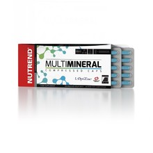Nutrend Multimineral Compressed Caps Vitamine 60 Kapseln