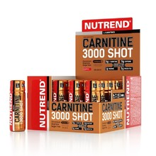 Nutrend Carnitine 3000 SHOT Karnitin 20x60 ml