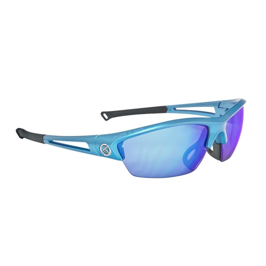 KELLYS Stranger - weiße Sonnenbrille Sportbrille mit Wechselgläsern + ETUI jj5tB